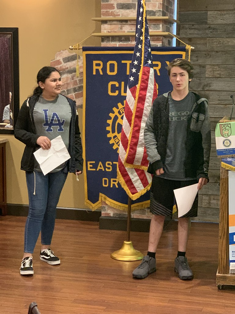 Waldo Middle School  Students of the Month 5-3-19