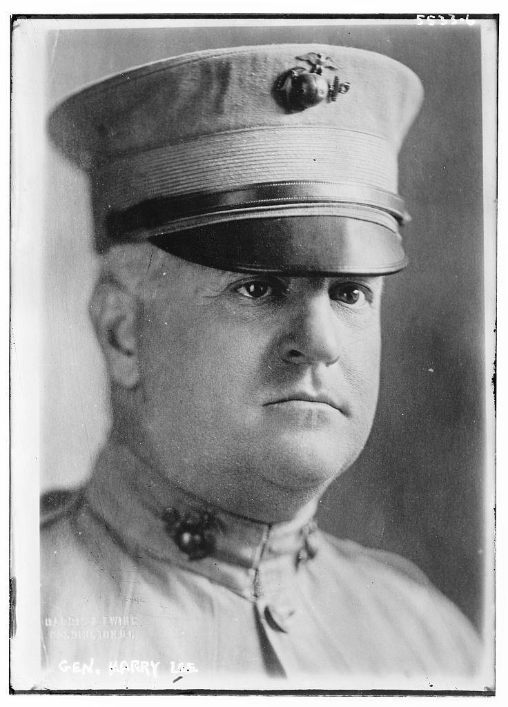Gen. Harry Lee (LOC)