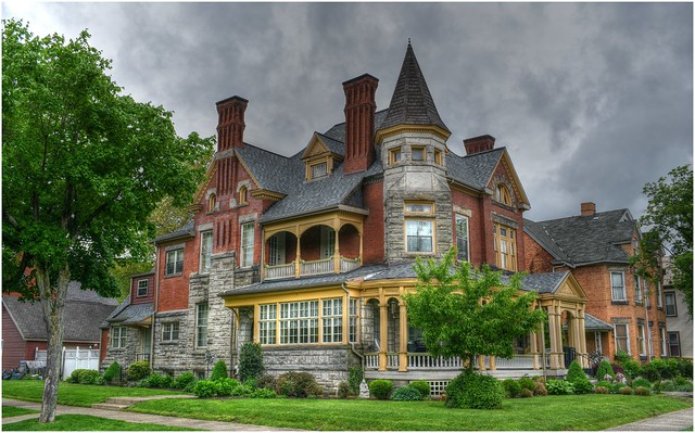 Victorian Home @ Kittanning, PA