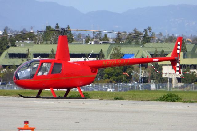 N703JJ Robinson R44 Raven cn 1573 JJ Helicopters Inc Torrance 21Feb19