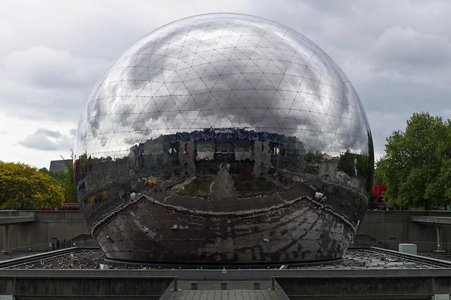Welcome - La Villette - Paris