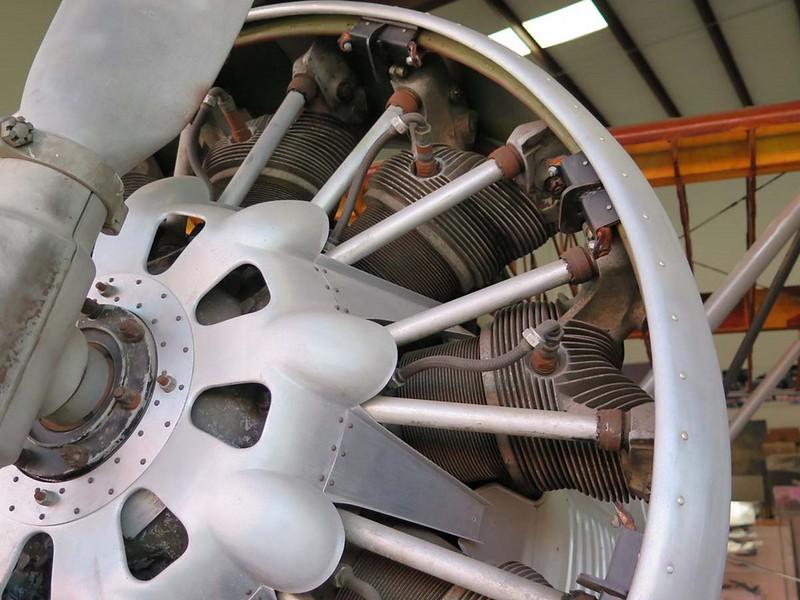 Boeing F4B-3 00007