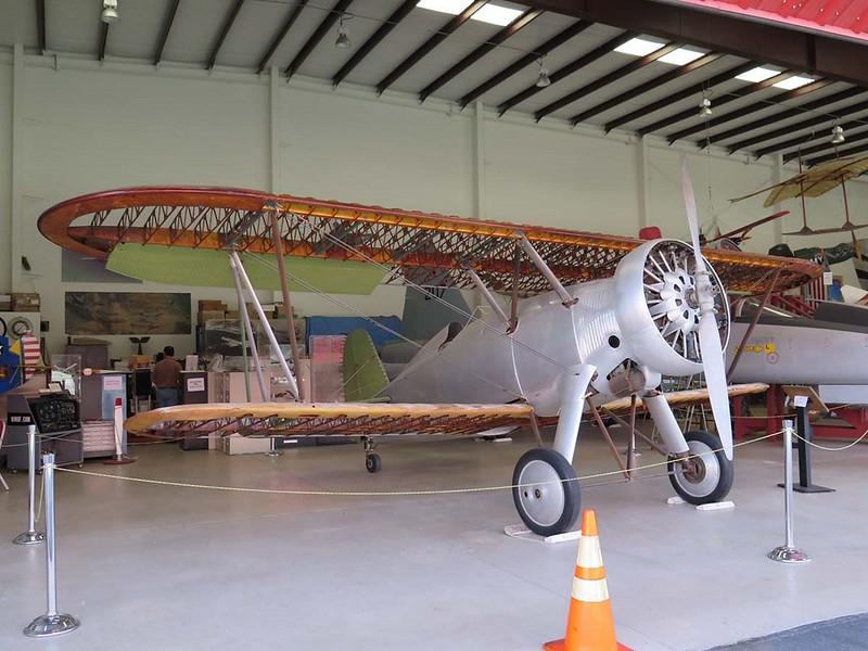 Boeing F4B-3 00002