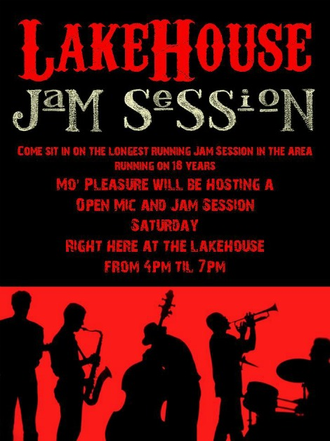 LakeHouse Jam 4-7