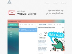 AfterLogic WebMail Lite8