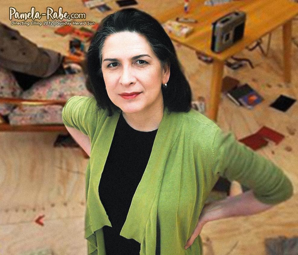 Pamela Rabe | Ellie 2012