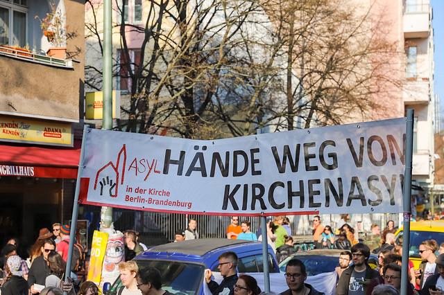 Kirchenasyl Deutschland