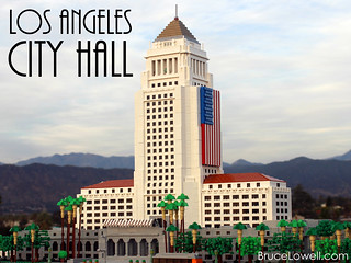 LEGO Los Angeles City Hall | by bruceywan