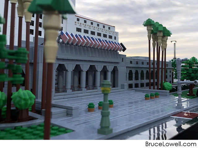 LEGO Los Angeles City Hall