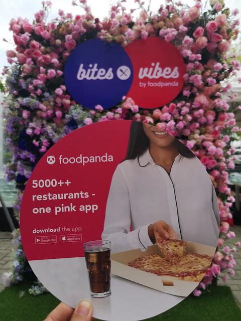 foodpanda bites & vibes weekend food fair sm lanang premier davao IMG_20190510_160331