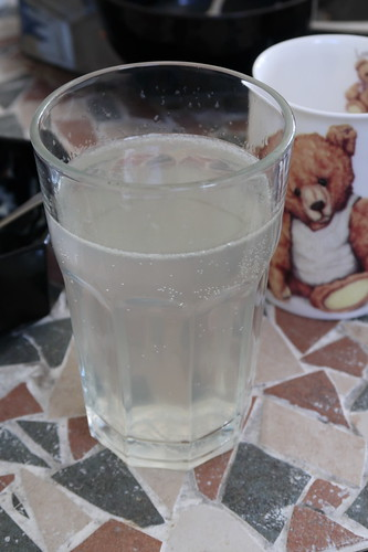 Zitronen-Minze-Limonade