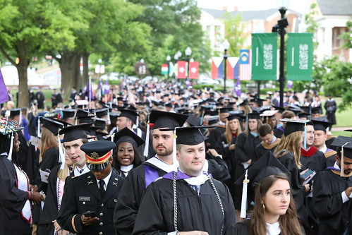 2019 Commencement by HIGH POINT UNIVERSITY