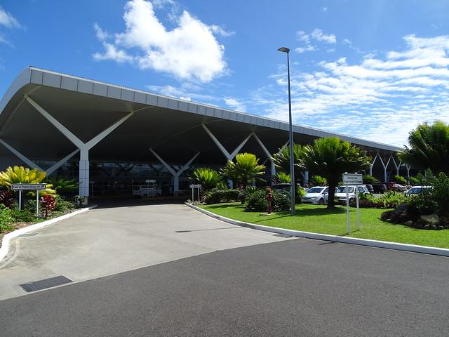 Nadi Airport International Terminal