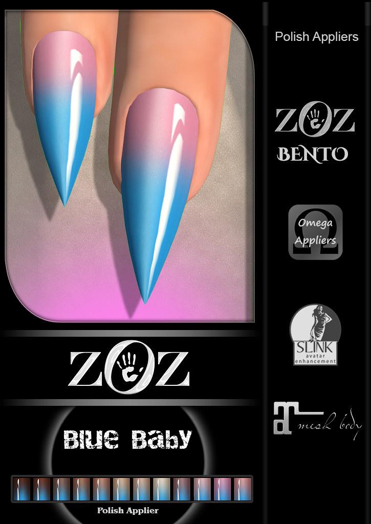 {ZOZ} Blue Baby L pix