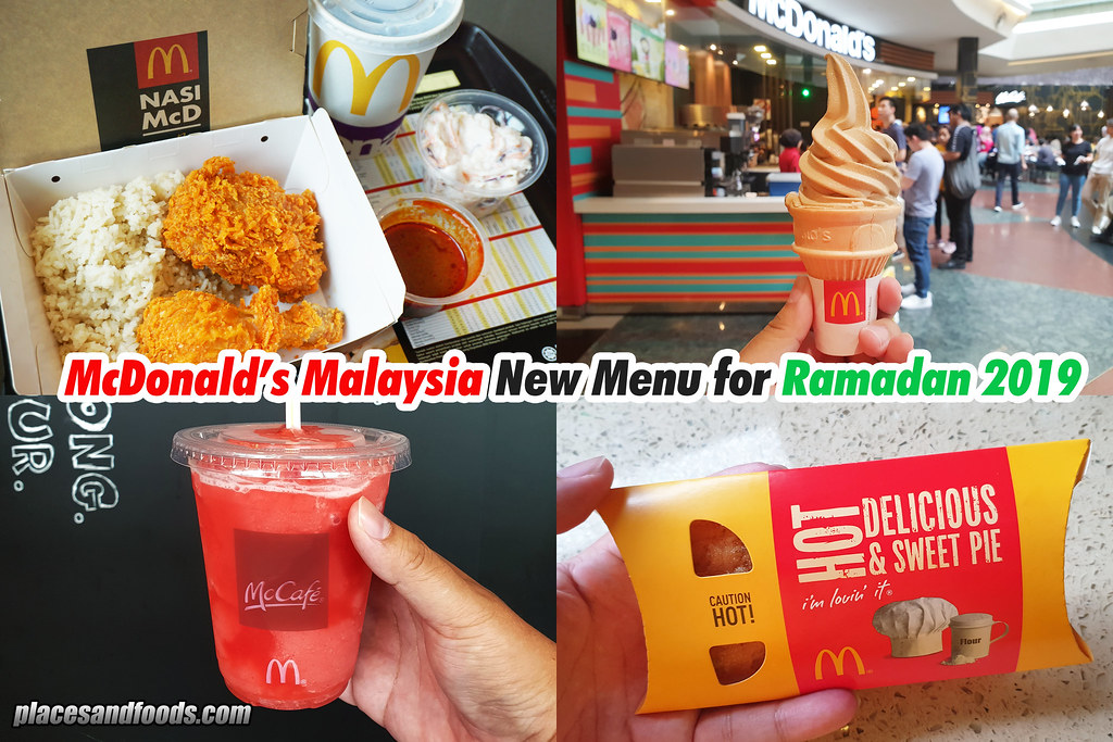 mcd malaysia new menu for ramadan