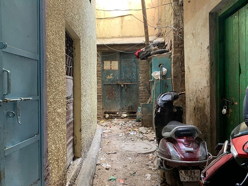 City Neighbourhood - Empress Razia Sultan's Locality, Bulbuli Khana