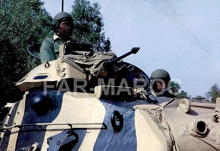 M60 Patton dans les FAR / Moroccan Army M60 Patton - Page 16 33954291528_65ecd3ef43_b