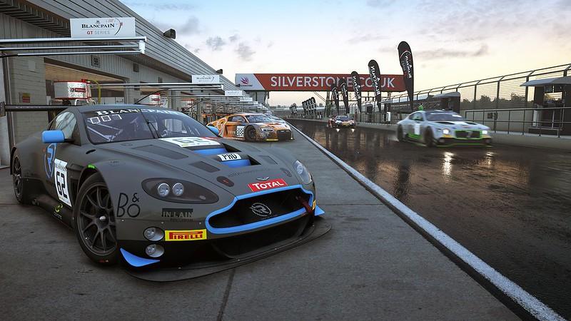 Assetto Corsa Competizione Silverstone Previews