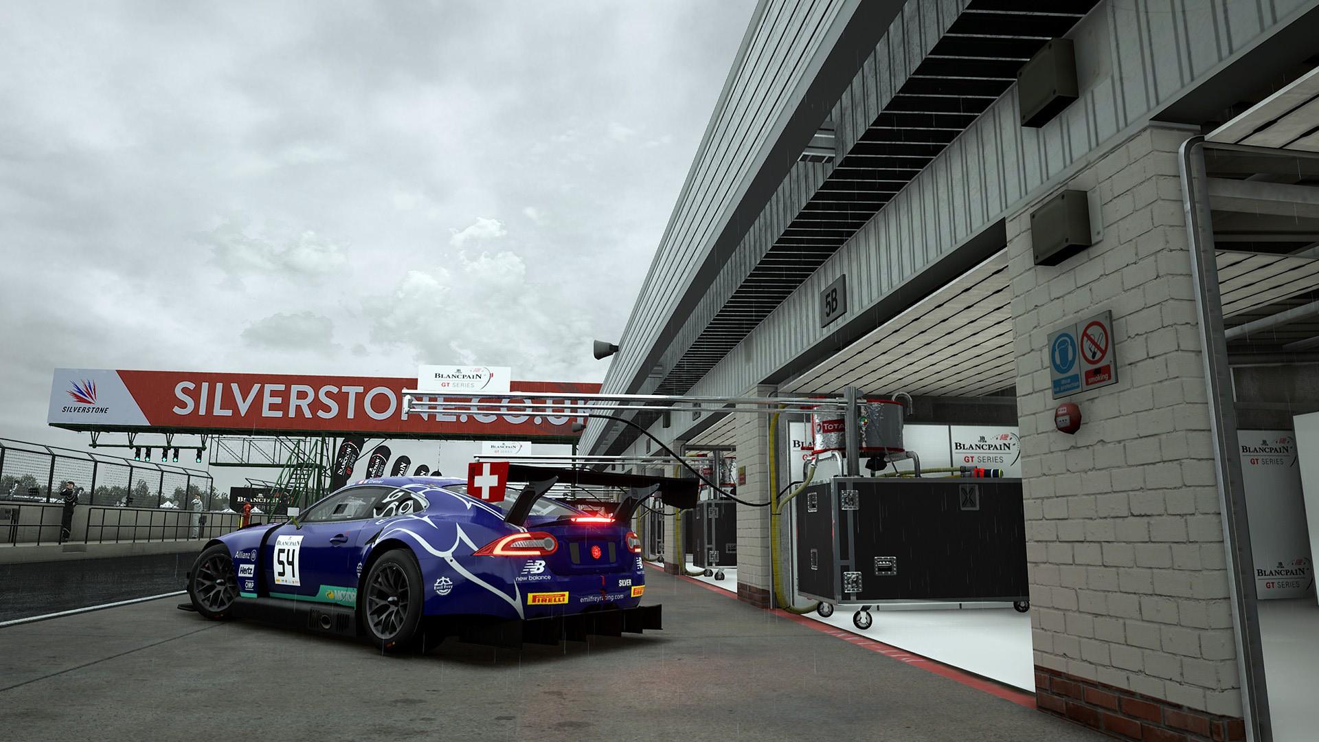 Assetto Corsa Competizione Silverstone 9