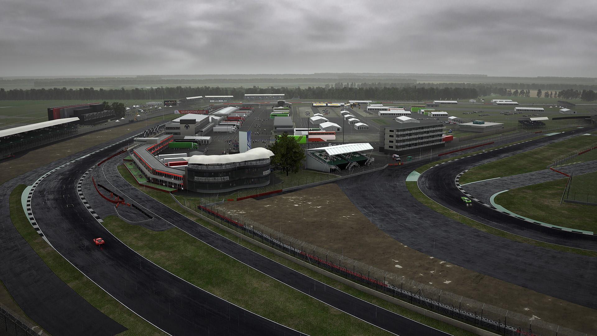 Assetto Corsa Competizione Silverstone 11