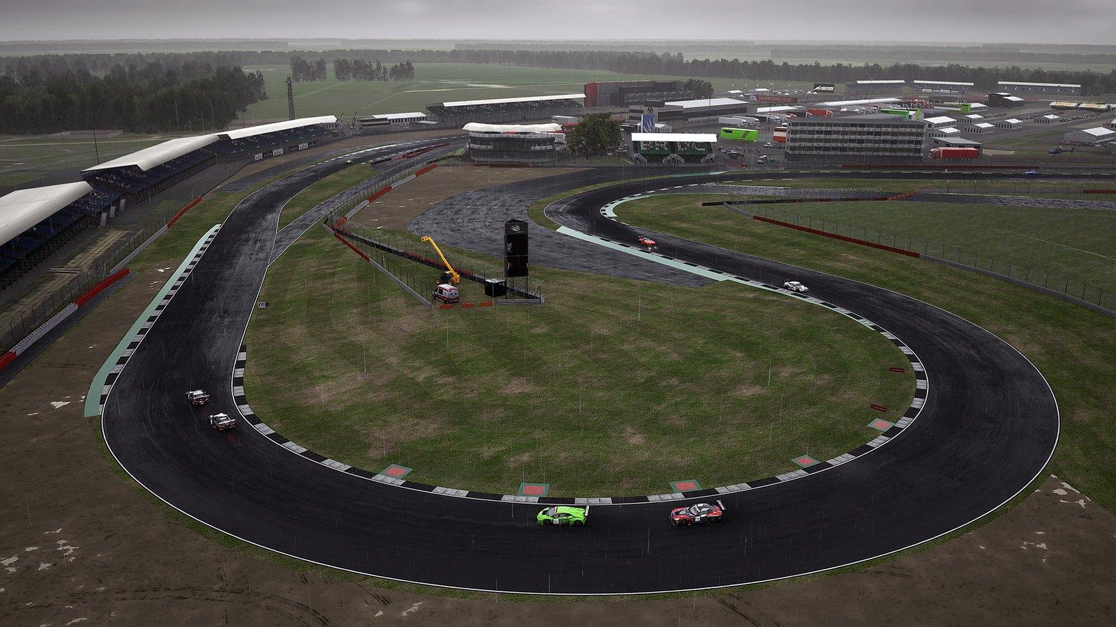 Assetto Corsa Competizione Silverstone 12