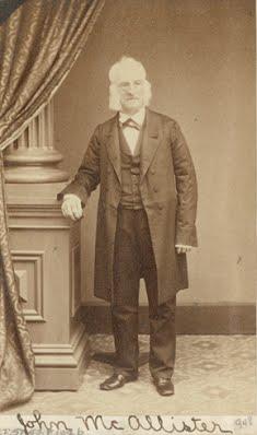 McAllister, John Jr.