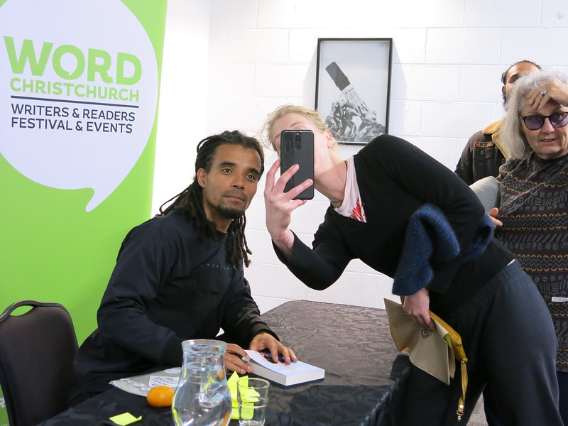 Selfie with Akala