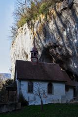 Verena Gorge – St. Martin's Chapel