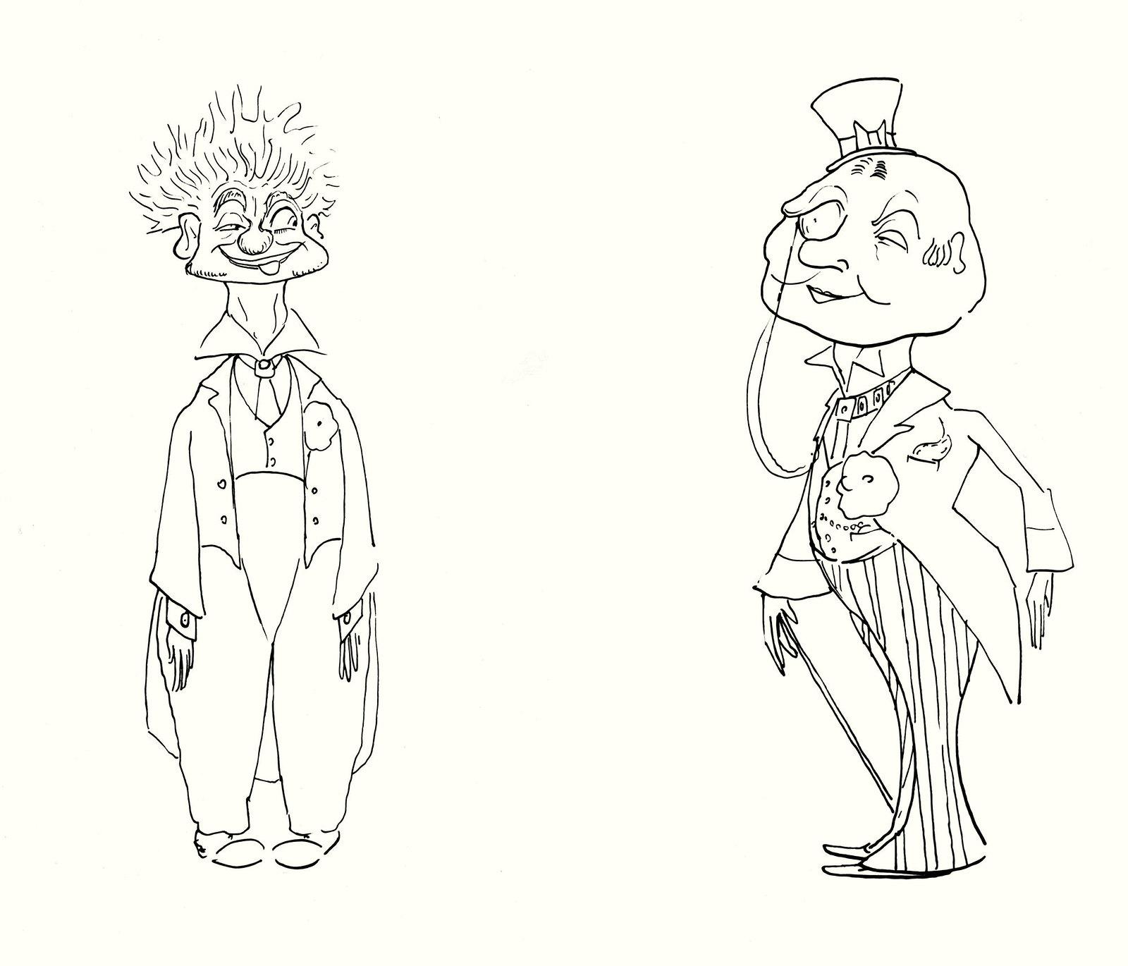 1914. Клоун. Джентльмен. . Рига