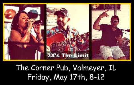 3X's The Limit 5-17-19