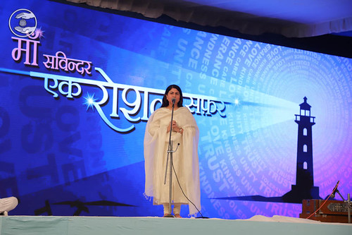 Executive President SNCF Bindiya Chhabra Ji, expresses her views