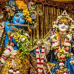 ISKCON Mayapur Deity Darshan 13 May 2019