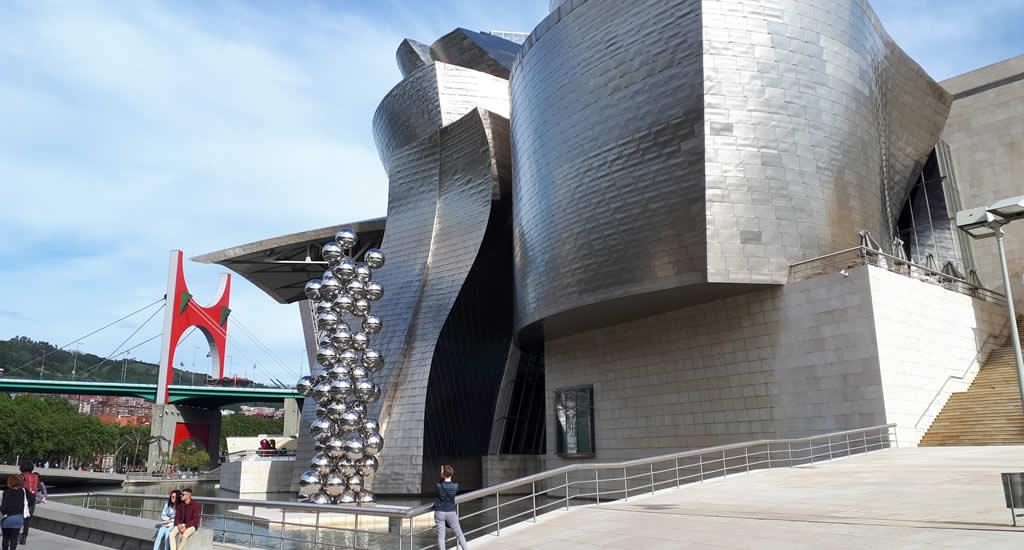 Doen in Bilbao: dwaal door het Guggenheim Museum | Mooistestedentrips.nl