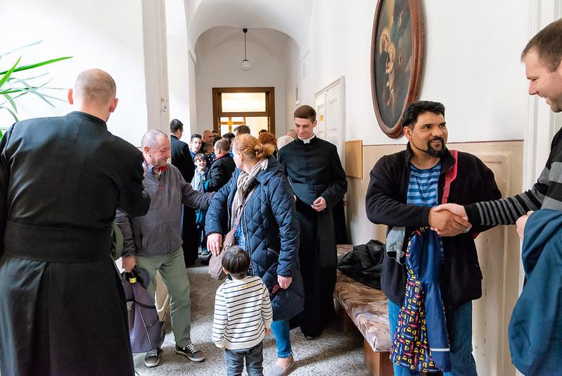 Deň otovrených dverí u bohoslovcov v Bratislave
