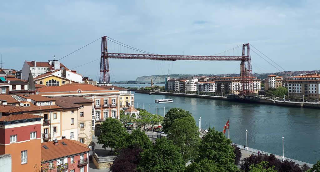 Portugalete, Puente Vizcaya | Mooistestedentrips.nl
