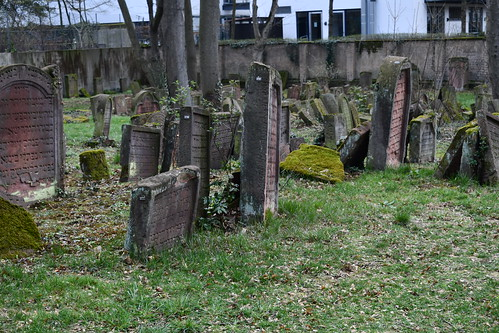 Old Jewish Cemetery. From History Comes Alive in Frankfurt am Main