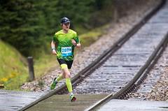 Vltava Run 2019: Extrémní počasí běžce nevystrašilo