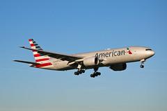 Boeing 777 N786AN American Airlines