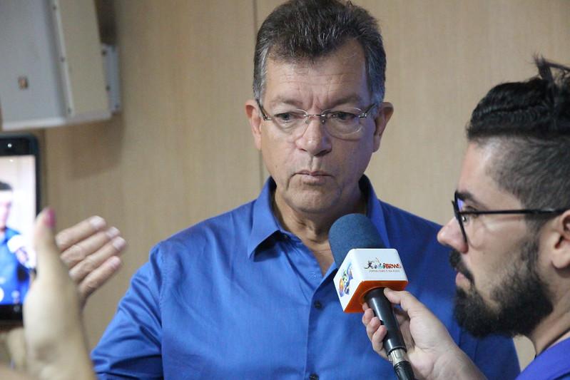 Reunião de Empresários com o Prefeito Edvaldo Nogueira