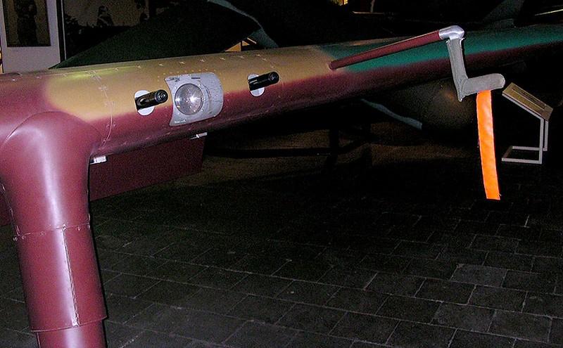 Fokker D. XXI 00005