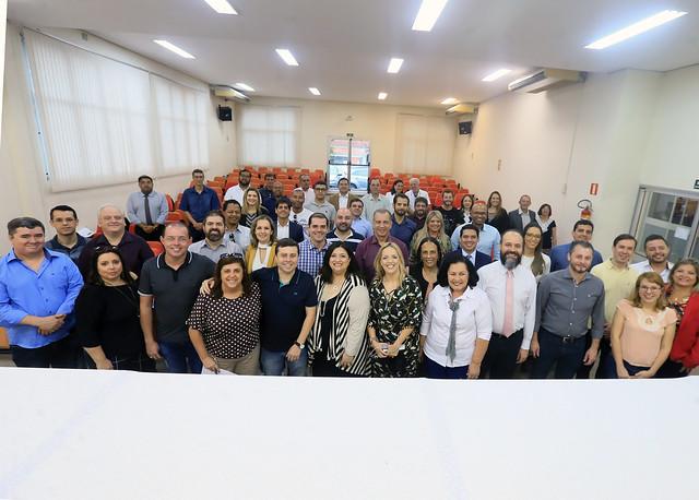 11.05.2019 - Reunião do Colégio de Presidentes do Vale do Paraíba; Litoral Norte; Serra da Mantiqueira e; Alto Tietê