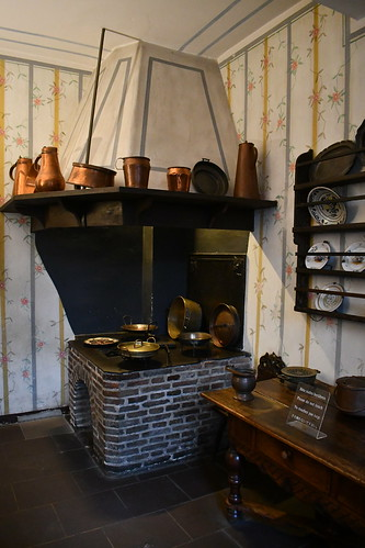 Goethe House Open fire oven. From History Comes Alive in Frankfurt am Main