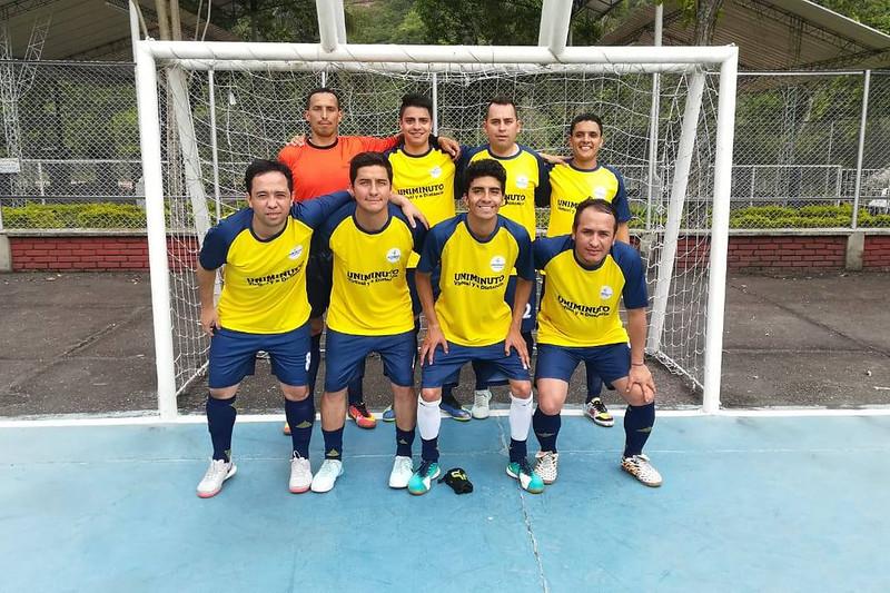 Los reyes del fútsal en Copa U Nacional