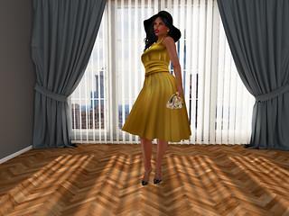 PM Maureen Dress www.theweekendangel.blogspot.com