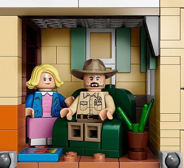 「新增官圖&販售資訊!」完美詮釋「兩個維度空間並存」的特殊建築形式! LEGO 75810《怪奇物語》顛倒世界 The Upside Down