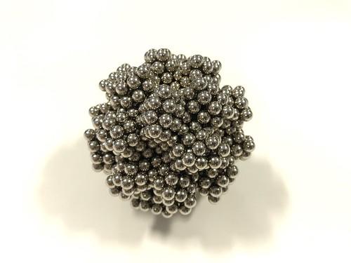 Spiky round thing