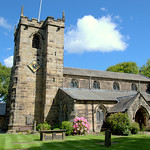 Parish Church of  St. Mary in Penwortham, Preston