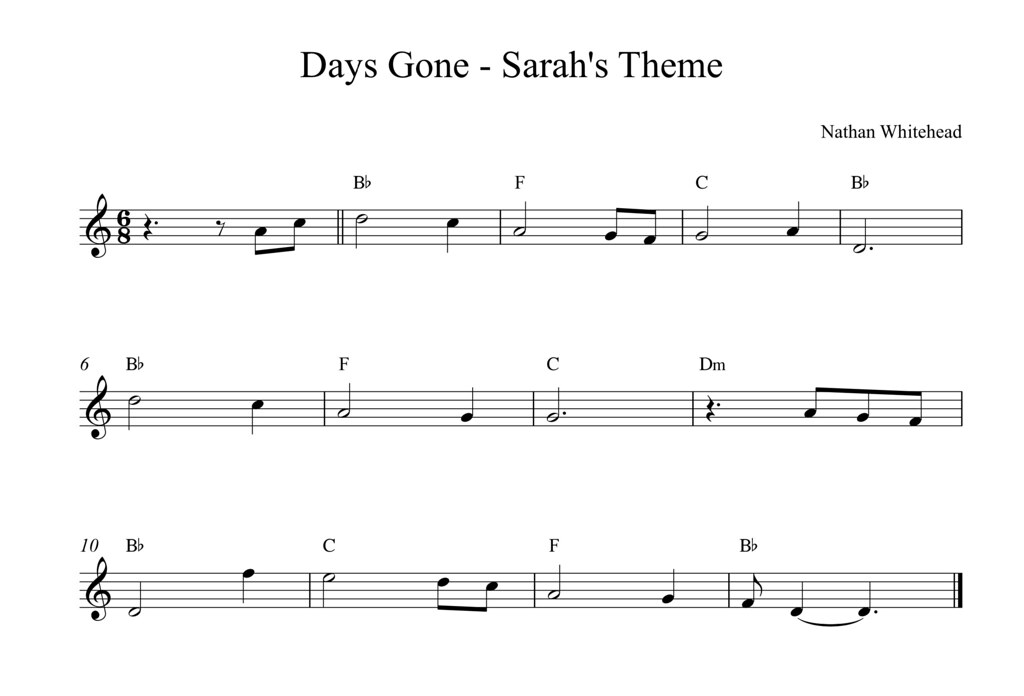 Creating the Soundtrack for Days Gone – PlayStation Blog