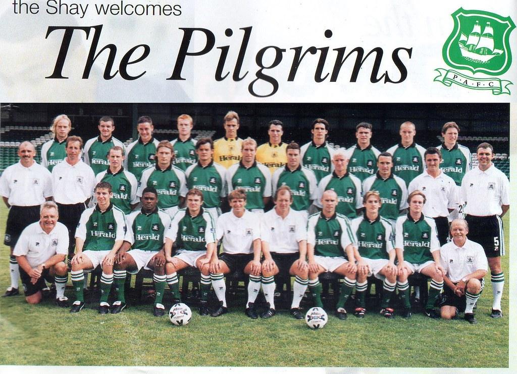 21-08-1999 Halifax Town 0-1 Plymouth Argyle 3