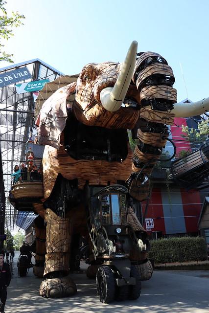 Precio Gran Elefante de Nantes
